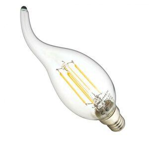 LED21 LED žárovka 4W 4xCOS Filament E14 470lm CCD NEUTRÁLNÍ BÍLÁ